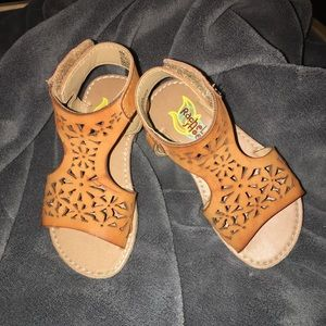 Other - Rachel Shoes Gladiator Sandals